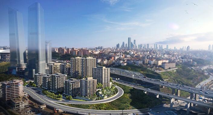 Avangart İstanbul 504 bin TL'den başlayan fiyatlarla satışta