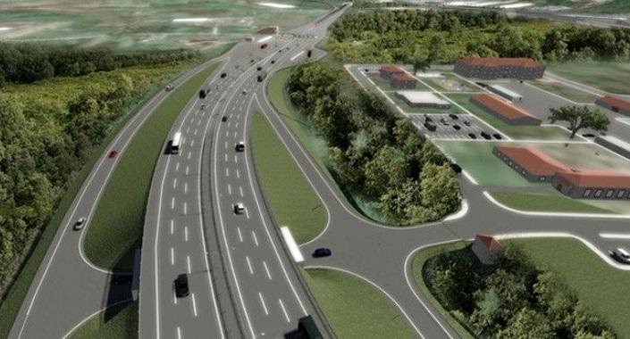 İzmir-Antalya Otoyol Projesi'nde 2. etap için adım atılıyor
