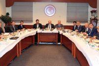 Başkan Uysal Bağcılar'daki kentsel dönüşümle ilgili bilgi aldı