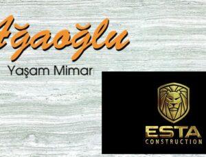 Ağaoğlu Bahçelievler'deki arsasını Esta Construction'a sattı