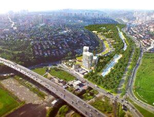 Bahçeşehir Göleti, 240 milyon TL'ye 2 katı büyüyecek