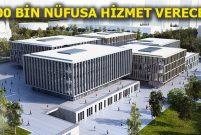 Emlak Konut'tan Başakşehir'e yeni belediye hizmet binası