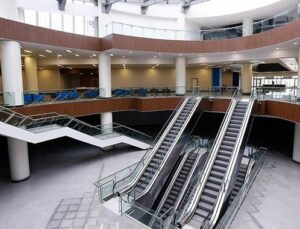 Bilkent Şehir Hastanesi açılışa hazırlanıyor