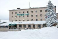 Uludağ'daki Büyük Otel yıkıldı, yerine otopark yapıldı