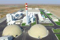 Tepe İnşaat Türkmenistan Milli Cam Kompleksi'ni tamamladı
