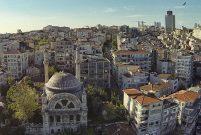 Cihangir Cami'nin silüetini bozacak bina inşaatına dava açıldı