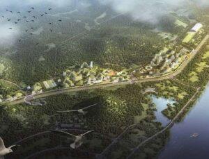 Çin, dünyanın ilk orman şehrini inşa etmeye hazırlanıyor