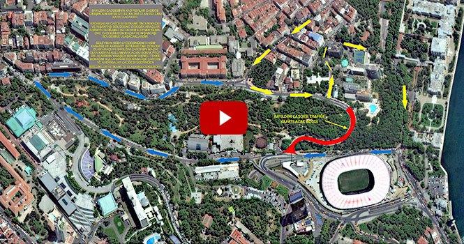 Dolmabahçe-Levazım Tüneli'nin uzunluğu 7 bin 800 metre olacak!
