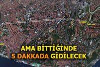 Dolmabahçe Levazım Tüneli inşaatı başlıyor