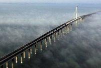 Dünyanın en uzun köprüsü bitmek üzere!