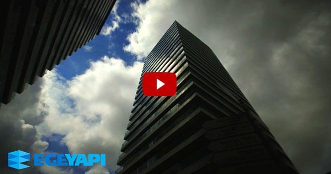 Ege Yapı'nın yeni projelerini içeren video portföyü