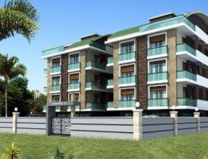 Ekşioğlu ve Severler Apartmanı'nda 275 bin TL'ye 2+1 daire