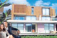Çubuklu Vadi Evleri'ndeki 4 katlı villa Emina'nın olacak