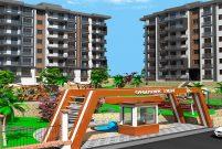 Gardenpark Evleri Çanakkale'de 300 bin TL'ye 2+1 daire