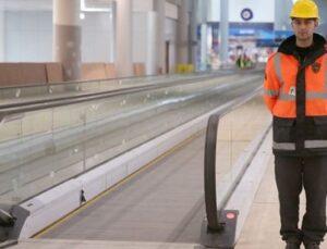 3. Havalimanı güvenlik iş ilanına 20 günde 8 bin başvuru