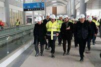 THY'den İstanbul Yeni Havalimanı'nda inceleme
