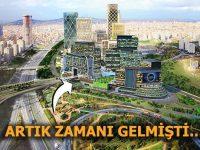 İstanbul Finans Merkezi Ümraniye'yi ihya etti!