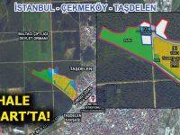 Emlak Konut Çekmeköy Taşdelen'deki arsasını ihaleye açıyor