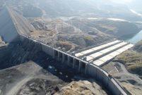 Ilısu Barajı'nda haziran ayında su tutulmaya başlanacak