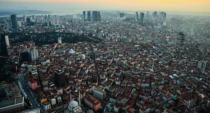 İstanbul risk taşıyan şehirler sıralamasında ilk 10'da