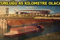Kanal İstanbul'a ilk kazma bu yıl vurulacak