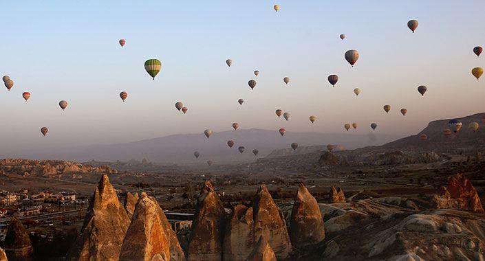 Kapadokya'ya tek elden yönetim, sil baştan planlama