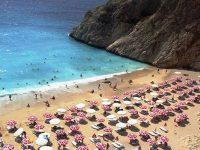 Kaputaş Plajı'na beton mu dökülüyor?