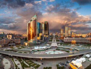 Kazakistan'daki büyük yol inşaatına Türk-Kore imzası