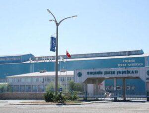 Bakan Ağbal'dan şeker fabrikaları özelleştirme açıklaması