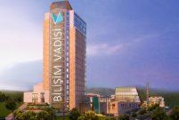 Türkiye'nin en büyük Bilişim Vadisi'ni Haldız inşa ediyor