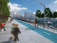 İBB'nin yenilediği Kurbağalıdere Köprüsü trafiğe açıldı