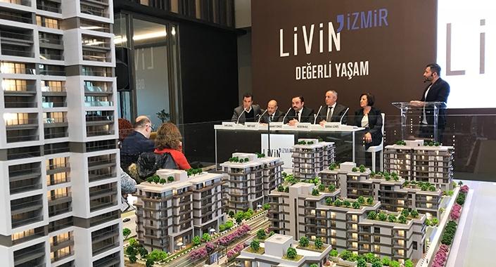 Livin İzmir 630 bin TL'den başlayan fiyatlarla satışa çıktı