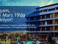 Metraco İthalat, Mars19 Apartments'i tanıtıyor