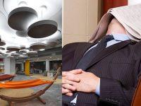 Sizin ofisinizde uyku odası var mı?
