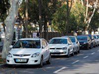 İstanbul'daki yol üstü parklanmalar için düzenleme geliyor
