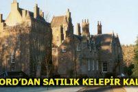 İngiltere ve Fransa'da bazı kaleler satılığa çıkarıldı