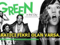 Çevreci şehirler için Go Green in the City 2018'e katılın