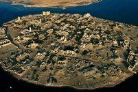 Sevakin Adası turistlerin uğrak noktası olacak