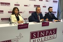 Sinpaş EuroLeague-Eurocup Sponsorluğunu basına anlatacak