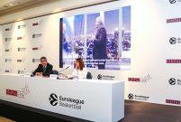 Sinpaş GYO, Euroleague Basketbol'un resmi sponsoru oldu