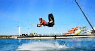 Antalya Manavgat'ta 30 su sporu parkuru kiraya verilecek