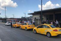 İstanbul'da taksi ücreti yarın 1 TL olacak