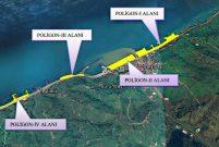 Trabzon Çarşıbaşı'na deniz doldurularak fuar alanı yapılıyor
