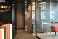 TRIMline Interiors yeni showroomuyla İzmir'de