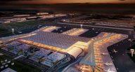 Yeni havalimanına big bang taşınma
