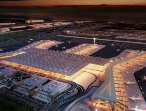 İstanbul Yeni Havalimanı ulaşımı için dev ihale bugün
