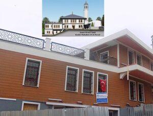 Üsküdar Şems-i Sivasî Mescidi ibadete açılıyor