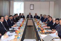 İBB Başkanı Uysal 3 ilçede proje yatırım toplantıları yaptı