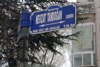 Ankara'da 8 cadde ve sokağın ismi değişti