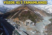 Gümüşhane-Trabzon arasındaki mesafe 45 dakikaya düşecek